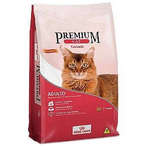 Ração Royal Canin Premium Gatos Adultos Castrados 10,1kg