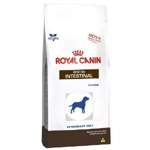 Ração Royal Canin Veterinary Cães Gastrointestinal 10,1kg