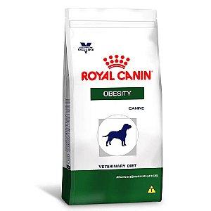 Ração Royal Canin Veterinary Cães Obesity 1,5kg