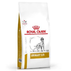 Ração Royal Canin Veterinary Cães Urinary 2kg
