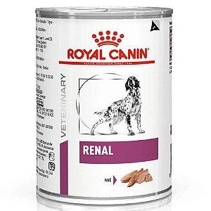 Ração Úmida Royal Canin Veterinary Diet Cão Renal Wet 410g
