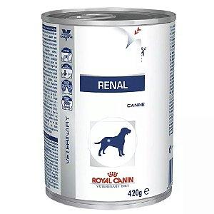 Ração Úmida Royal Canin Veterinary Cão Renal Wet 410g
