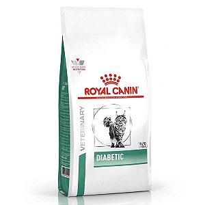 Ração Royal Canin Veterinary Diet Gatos Diabetic 1,5kg