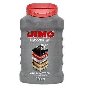 Jimo Silicone Gel 200g Cheirinho de Carro Novo