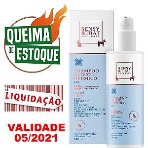 Shampoo Hidratante Sensy Trat Alívio Dérmico 200ml - LIQUIDAÇÃO