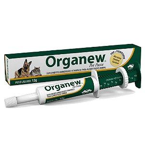 Organew Pet Pasta 12g - Vetnil