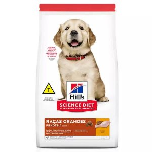 Ração Hills Science Diet Cães Filhotes Raças Grandes 12kg