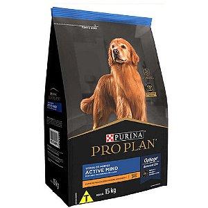 Ração Pro Plan Active Mind 7+ Cães Idosos 15kg