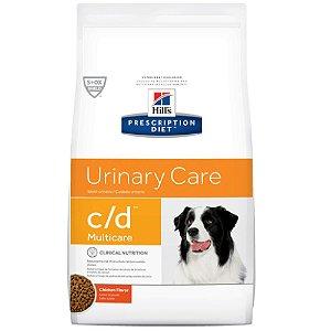 Ração Hill's Prescription Diet C/D Multicare Canino 3,8kg