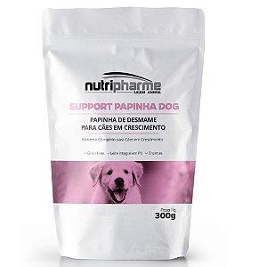 Alimento Para Cães em Crescimento 300g Papinha Dog