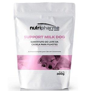 Support Milk Dog Para Cães em Crescimento 300g -Nutripharme