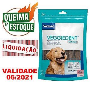 VeggieDent Fr3sh Cão acima de 30kg - Virbac (Val 06/21)