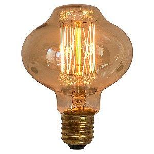 Lâmpada Retrô Decorativa Vintage Thomas Edison L80