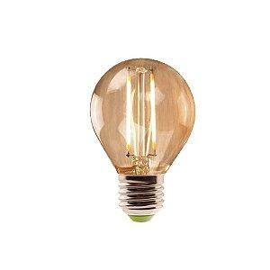 Lâmpada G45 retrô Decorativa Vintage LED 2W Bivolt - GMH