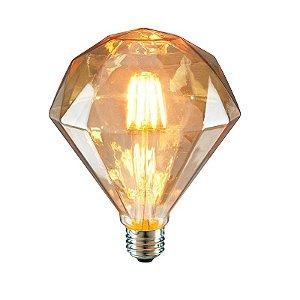 Lâmpada de Filamento LED D95 Squirrel Cage 4W - GMH