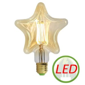 Lâmpada de Filamento LED STAR Squirrel Cage 4W - GMH