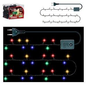 Pisca Pisca Arroz 100 lâmpadas - 127v