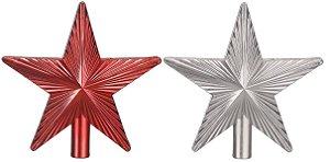 Ponteira Estrela Raios 9,5cm