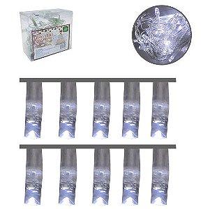 Pisca Pisca 100 lâmpadas Branco - 127v