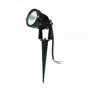 Espeto LED 5W Verde Bivolt - CTB