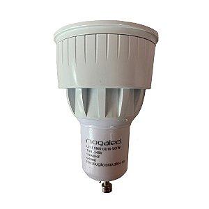 Lâmpada Dicróica 5W 6400k - Nogaled