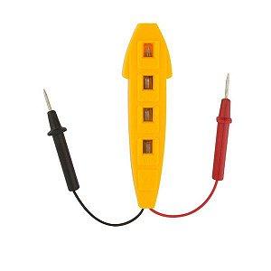 Voltímetro Para Teste De Voltagem Até 460v - Western