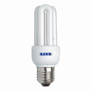 Lâmpada Fluorescente Mini 3u 6400k 9w 220v - Flc