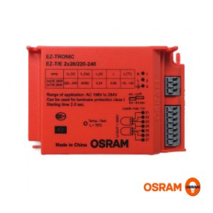 Reator Osram Ez Tronic 2x26 /220-240