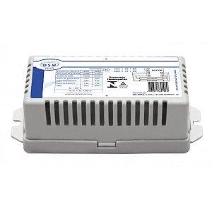Reator Eletrônico p/ 1 lâmpada Fluor. 32W - T8