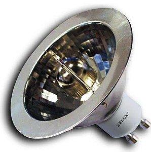 Lâmpada Halógena 50w Ar70 Gu10 127v - Xelux