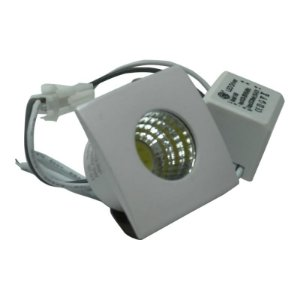Spot Mini COB LED 3W 3000K Bivolt - CTB