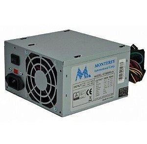 Fonte ATX 500W Mtek CP005 24 Pinos