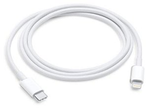 Cabo Usb Tipo C Para Lightning - Mac iPhone