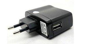 Carregador Para Celular 5V Preto - Multilaser