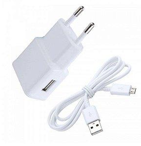 Cabo e Carregador USB Para Celular Micro USB V8 - 5V - Xtrad