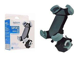 Suporte Para Celular Para Moto ou Bicicleta - SP-C86 - Exbom