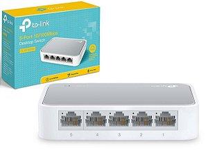 Hub Switch 5 Portas 10/100Mbps TL-SF1005D - TP-Link