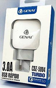 Carregador Quick Charger 3.0 - Genai - CDZ 5004