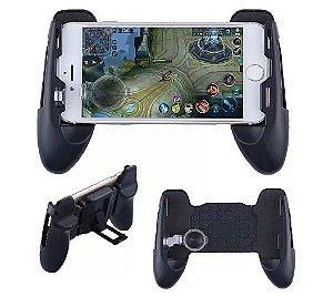 Suporte Para Celular Gamepad 3x1 Botão Controle