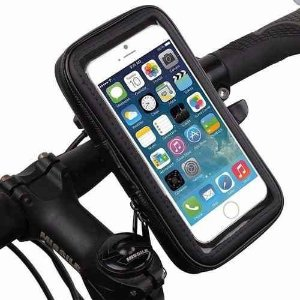 Suporte Celular para Moto ou Bicicleta - LE-030D - Lelong