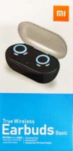 Fone Xiaomi Redmi AirDots - Mi True Wireless Earbuds Basic - Bluetooth
