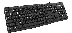 Teclado Multimidia USB - C3Tech KB-M30