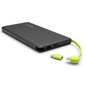 Carregador Portátil Power Bank - Pineng PN-951 Slim - 10000mah