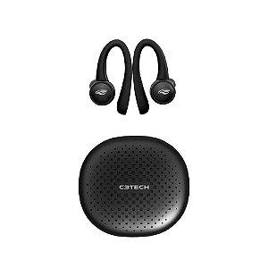 Fone de Ouvido Intra Sportybuds - Bluetooth - C3 Tech