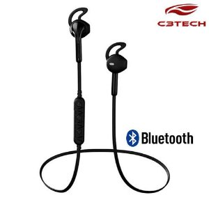 Fone de Ouvido Intra Sport - Bluetooth - C3 Tech