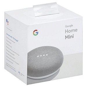 Google Home Mini Assistente - Wi-Fi - Bluetooth - GA00210-US