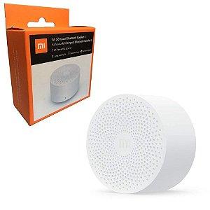 Caixa De Som Portátil Mi Compact - Speaker 2 - Xiaomi - Bluetooth
