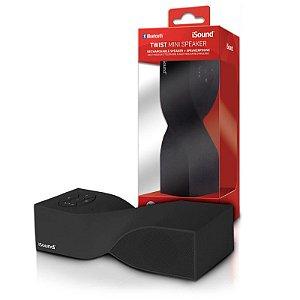 Caixa de Som Twist Mini Speaker - Bluetooth e P2 - ISound - Modelo 6366