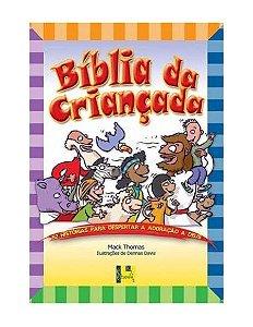 BÍBLIA DA CRIANÇADA - SHEDD
