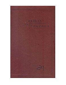BÍBLIA A21 LUXO - MARROM C/ REFERÊNCIAS CRUZADAS